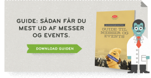 Blikfang til events og messer