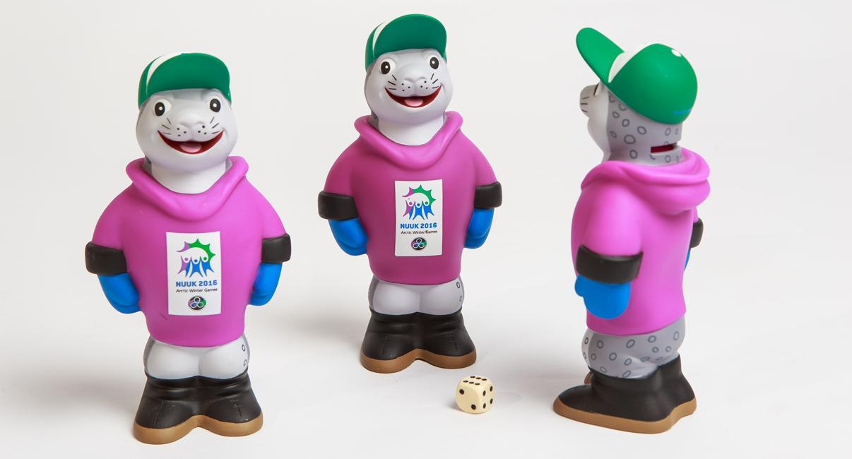 Sparebøsser fremstillet for Grønlandsbanken