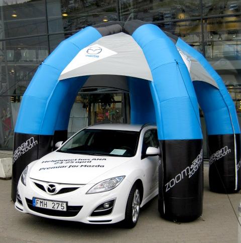 Mazda telt