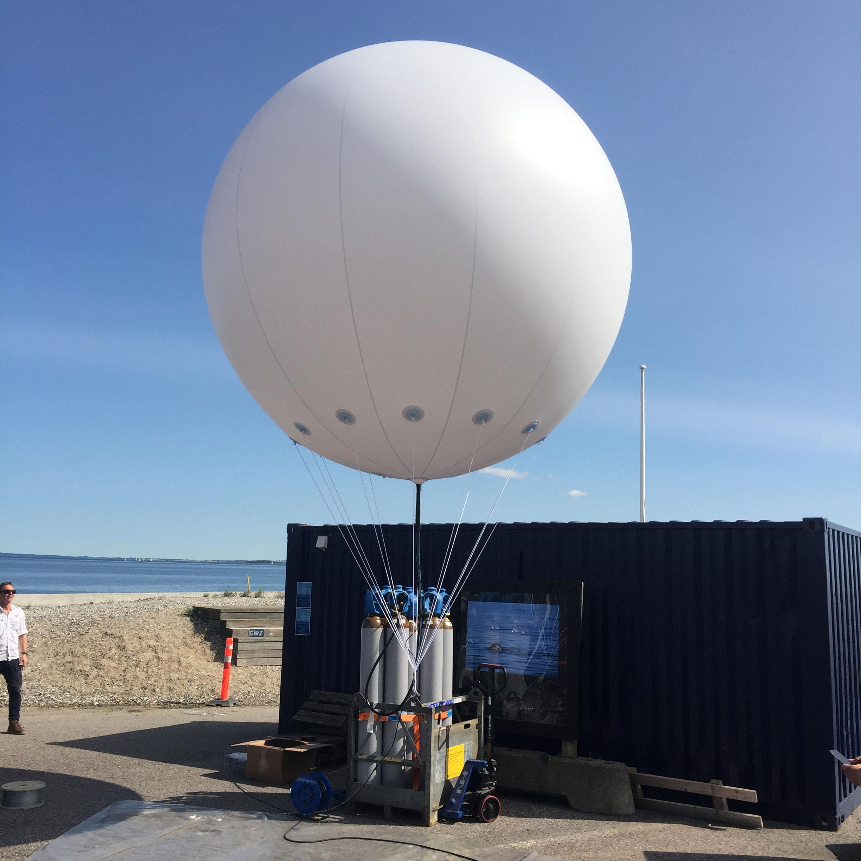 Heliumballon Aarhus
