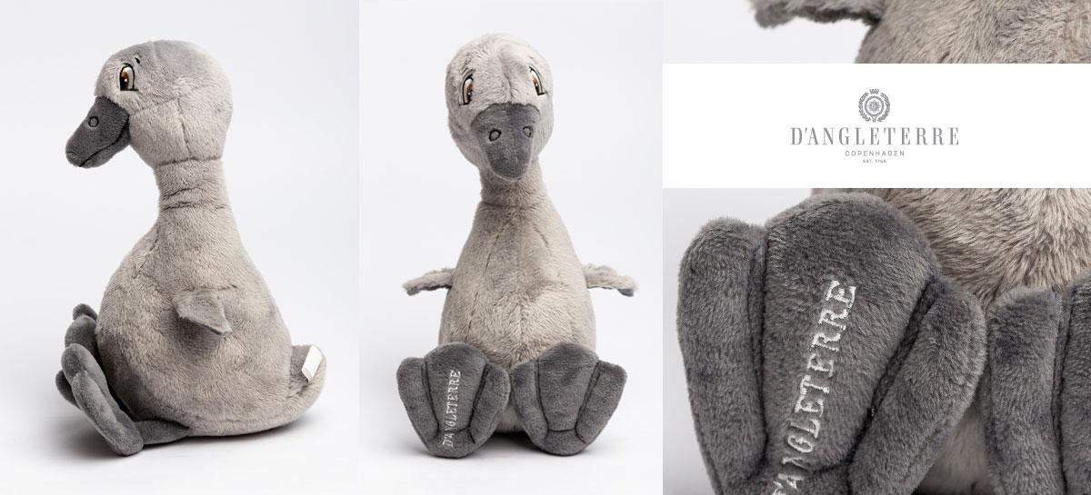 Håndlavede bamser skal udstråle kvalitet og lækkerhed - Husk at det er DIT brand som bliver repræsenteret.